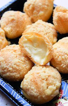 Japanese Cream Puffs                                                                                                                                                                                 More