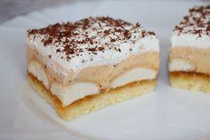 Krémový  marhuľový koláč