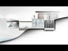 Passo-a-passo: Corte De Arquitetura   Marina Araújo – YouTube   ARCH-student.com