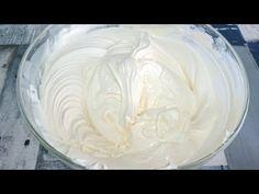 Ganache de Chocolate Blanco para Cobertura y Relleno de Tartas - YouTube