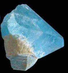 Texas State Gemstone or Gem - Texas Blue Topaz