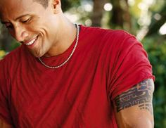 Something about him in his wrinkled t-shirt, oh Dwayne Johnson you are so my favorite sigh....