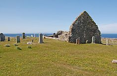 The Battle of the Spoiling Dyke was a Scottish clan battle that took place in 1578, fought in the Scottish Highlands, between the MacDonalds of Uist and the Clan MacLeod. The MacDonalds of Uist barred the doors of Trumpan Church, or Kilconan Church as it was once known, east of the shores of Ardmore Bay. They then set fire to the church full of worshipers. No one escaped alive except one girl who, although mortally wounded, managed to give the alarm.