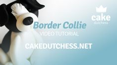 Border Collie Dog – Tutorial