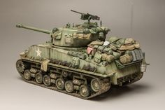 Track Layout Ideas for Your Model Train Tamiya Model Kits, Tamiya Models, Plastic Model Kits, Plastic Models, Image Avion, Sherman Tank, Model Tanks, Military Modelling, Ww2 Tanks