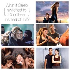 Yes! Maybe then the unfortunate thing called Allegiant wouldn't have been so bad?