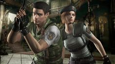 Let's Play Resident Evil HD Remaster part 02