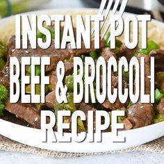 Instant Pot Split Pea Soup is a true 10 minute set and forget recipe. With Instant Pot you don't hav Best Instant Pot Recipe, Instant Recipes, Instant Pot Dinner Recipes, Instant Pot Pressure Cooker, Pressure Cooker Recipes, Pressure Cooking, Slow Cooker, Beef Recipes, Cooking Recipes