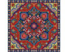 Punto de Cruz de Persia por MartisXSDesigns en Etsy