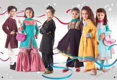 Latest Kids Wear Collection By Minnie Minors