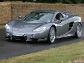 The Ascari can reach speeds of over 200 miles per hour with a 0-60 in under 4 seconds.  Named after Ascari's owner Klaas Zwart, only 50 Ascari KZ1's were released, making it one of the most exclusive cars by today's standards.