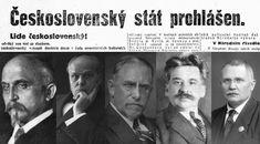 Muži 28. října (28. říjen 1918) - Výlety do minulosti - Stream Teaching History