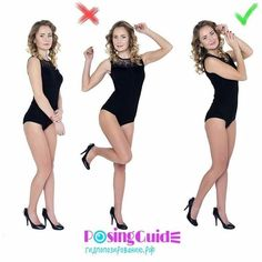 Need help posing? Not sure what to do with yourself when it comes to posing for pictures? Search no ...