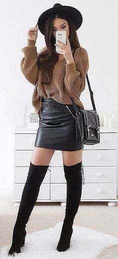 49 Hipster Outfits To Copy Now Outfits 2019 Outfits casual Outfits for moms Outfits for school Outfits for teen girls Outfits for work Outfits with hats Outfits women Trendy Fall Outfits, Outfits With Hats, Spring Outfits, Casual Outfits, Ladies Outfits, Hipster Outfits Winter, Winter Hipster, School Outfits, Look Fashion