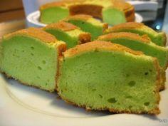 Wen's Delight: Kaya Butter Cake