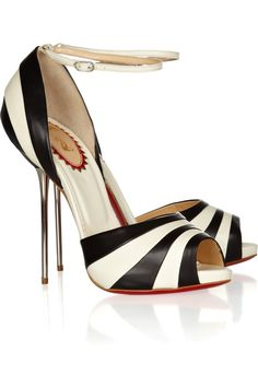 Black and White Perfections - Christian Louboutin