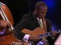 Ron Carter Trio Autumn Leaves - YouTube