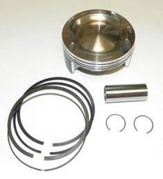 WSM Seadoo 650 Platinum Piston Kit PWC 010-816PK OE 290886545