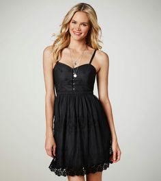 AE dress so cute!!