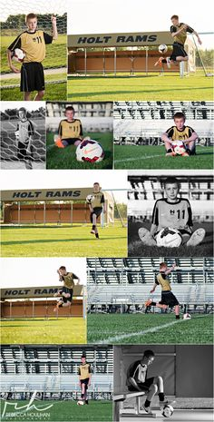 Senior pictures of guy soccer player by Rebecca Houlihan Photography - Senior pic poses - Sport Soccer Senior Pictures, Soccer Poses, Soccer Guys, Kids Soccer, Senior Guys, Senior Year, Soccer Stuff, Soccer Ball, Boy Senior Portraits