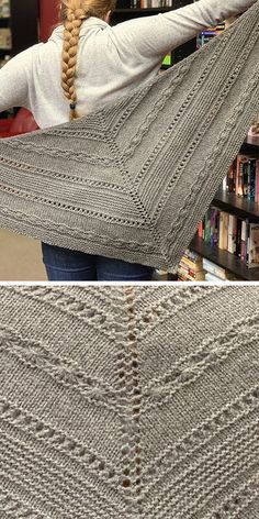 Free until January 2020 Knitting Pattern for Winter Hug Shawl - Knitting/Str. Free until January 2020 Knitting Pattern for Winter Hug Shawl - Knitting/Stricken/Tricoter - How To Start Knitting, Knitting For Beginners, Easy Knitting, Knitting Patterns Free, Free Pattern, Knitting Ideas, Knitting Sweaters, Knitting Designs, Knitted Shawls