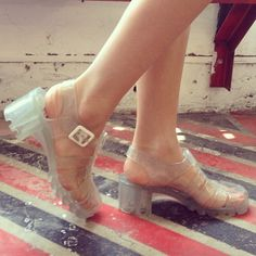best website 82de5 906b4 The new Jelly Maxi Sandal, online now. jellyshoes shoes AmericanApparel  Shoe