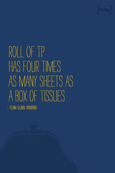 HLN Money Expert Clark Howard explains why you may want to reach for a roll of toilet paper instead of a box of tissues next time you get the sniffles. #Money #Tips