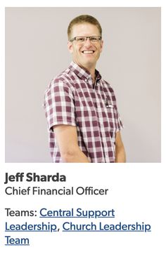 ECFA Points Finger at Two HBC Leaders for Financial Shenanigans – The Elephant's Debt Harvest Bible, James Macdonald, Chief Financial Officer, Messages For Him, Financial Information, Debt, Over The Years, Leadership, Finger