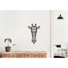 Wood Wonders Giraffe Afmeting: 50 x 30 cm Materiaal: MDF 3 mm Kleur: zwart Merk: Wood Wonders Wonders, Giraffe, Wood, Home Decor, Taxidermy, Giraffes, Decoration Home, Woodwind Instrument, Room Decor