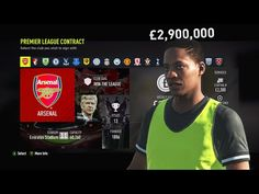 """http://www.fifa-planet.com/fifa-17-gameplay/fifa-17-the-journey-full-gameplay-ep1-picking-our-club/ - FIFA 17 - THE JOURNEY FULL GAMEPLAY EP1 : PICKING OUR CLUB !!!  Fifa 17 the journey new game mode beginning ft Alex Hunter full gameplay + Walktrough..Today we pick our first club,Man UTD ? ● CHEAP FIFA COINS http://www.coins4mom.com/ Use 'Mom' for a big discount ! ● Get a toty in a pack http://www.packs4mom.com/  and use """" MOM """" for... Cheap FIF"""