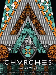 Chvrches - Dan Polyak - 2013 ----