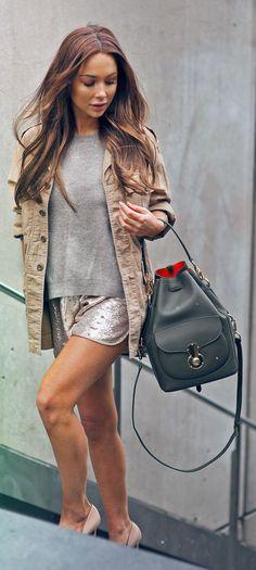 Hint Of Sparkle Outfit Idea by Johanna Olsson