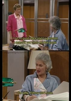 The Golden Girls ~ Season 2 ~ Joust Between Friends