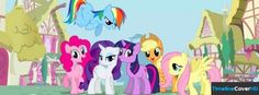 My Little Pony Friendship Is Magic Facebook Cover Timeline Banner For Fb Facebook Cover