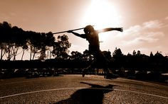 Javelin Throw by andrew_mo, via Flickr
