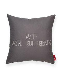 True friends pillow