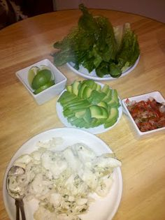 Halibut Fish Tacos | The Cave Girl Culinary Experiment