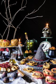 #Halloween is a great time to get creative with your food recipes. Here are a few recipe ideas for your Halloween festivities.