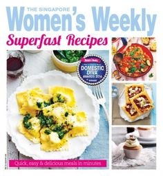 The Singapore Women's Weekly Domestic Diva Booklet digital magazine - Read the digital edition by Magzter on your iPad, iPhone, Android, Tablet Devices, Windows 8, PC, Mac and the Web.