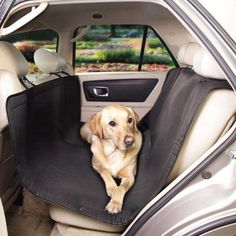 Guardian Gear Classic Hammock Car Seat Covers — Protective Car Seat Covers for traveling with Dogs, Black >>> Be sure to check out this awesome product. (This is an affiliate link and I receive a commission for the sales)