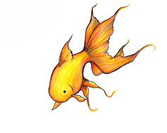 Goldfish by ~breatheout on deviantART