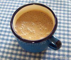kefir almond butter banana cocoa smoothie  - healthy delicious milkshakes!