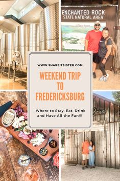 We made a trip to the heart of Texas Hill Country to Fredericksburg for a weekend birthday adventure to wine, dine, and have some fun. Texas Vacations, Texas Roadtrip, Texas Travel, Travel Usa, Family Vacations, Weekend Trips, Weekend Getaways, Day Trips, Texas Hill Country