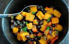 Roasted Sweet Potato & Black Bean Salad | The Cooking Insider