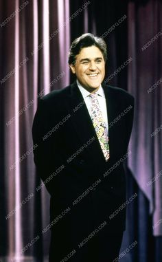 Jay Leno TV The Tonight Show 35m-3721