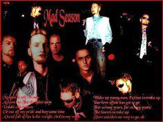 Layne Staley...Mad Season era My Favorite Music, My Favorite Things, Mad Season, Finding Inner Peace, Layne Staley, Alice In Chains, Film Music Books, I Can Relate, Love Affair