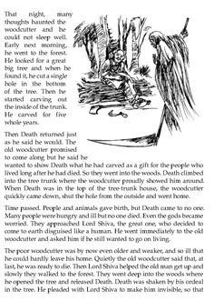 literature-grade 8-Nepal Special-The woodcutter and death (2)