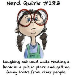 Funny pictures about Nerd Quirk. Oh, and cool pics about Nerd Quirk. Also, Nerd Quirk photos. Little Bit, So Little Time, Way Of Life, The Life, Real Life, Movies Quotes, Nerd Quotes, Book Quotes, Bookworm Quotes
