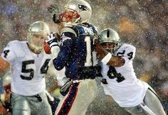 The tuck rule game.