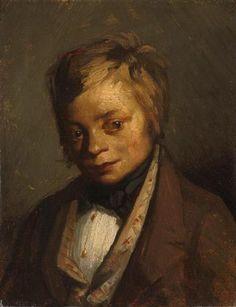 Jean-François Millet - Portrait de Charles Feuardent